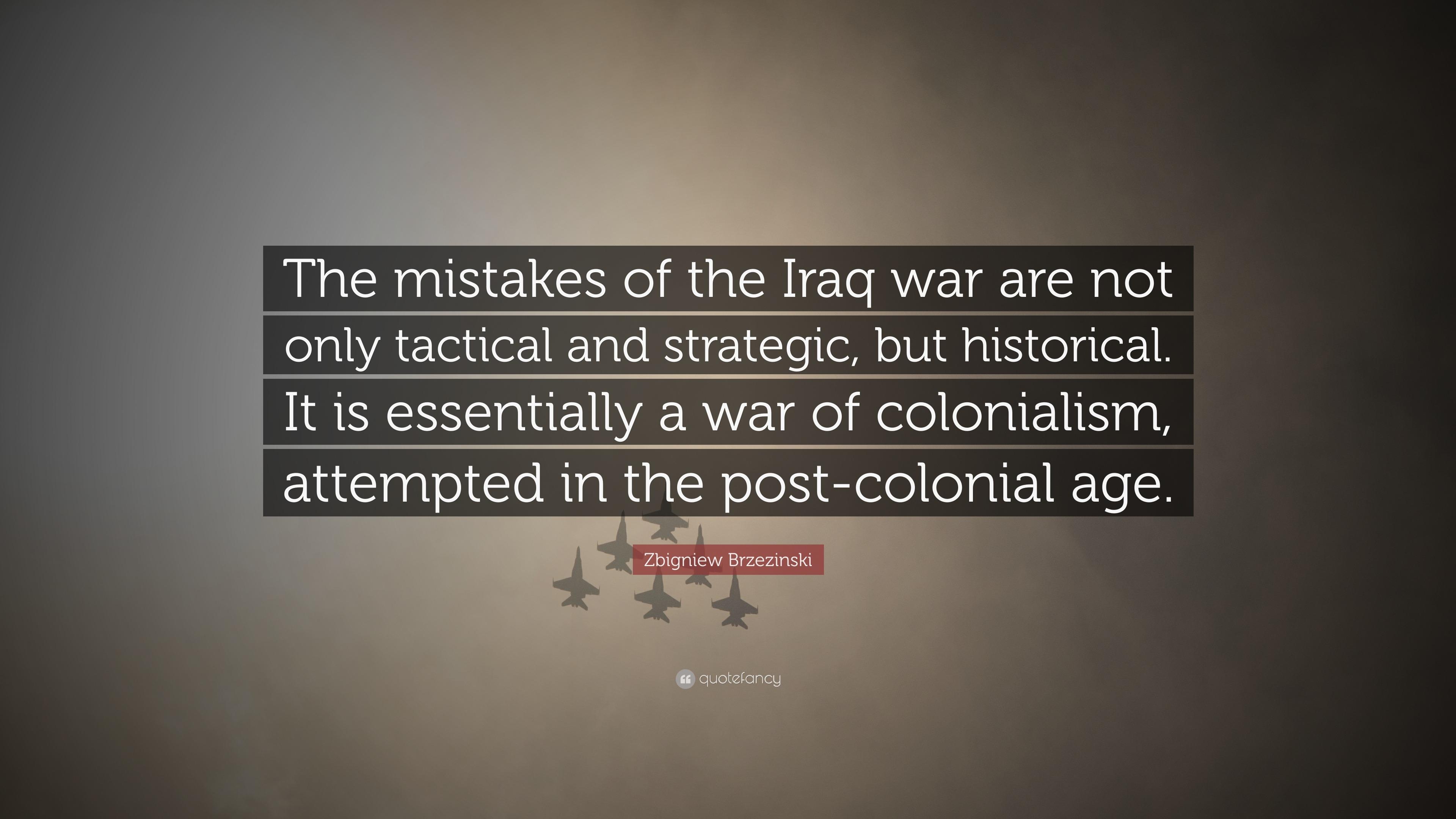 Zbigniew Brzezinski Quotes