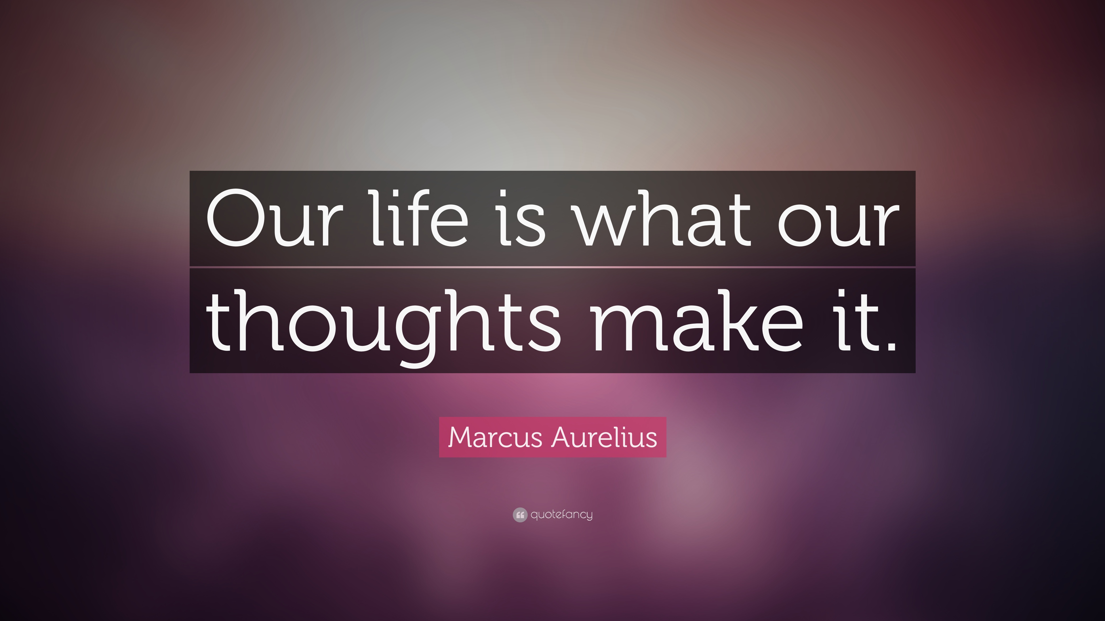 Image result for marcus aurelius quotes our life is