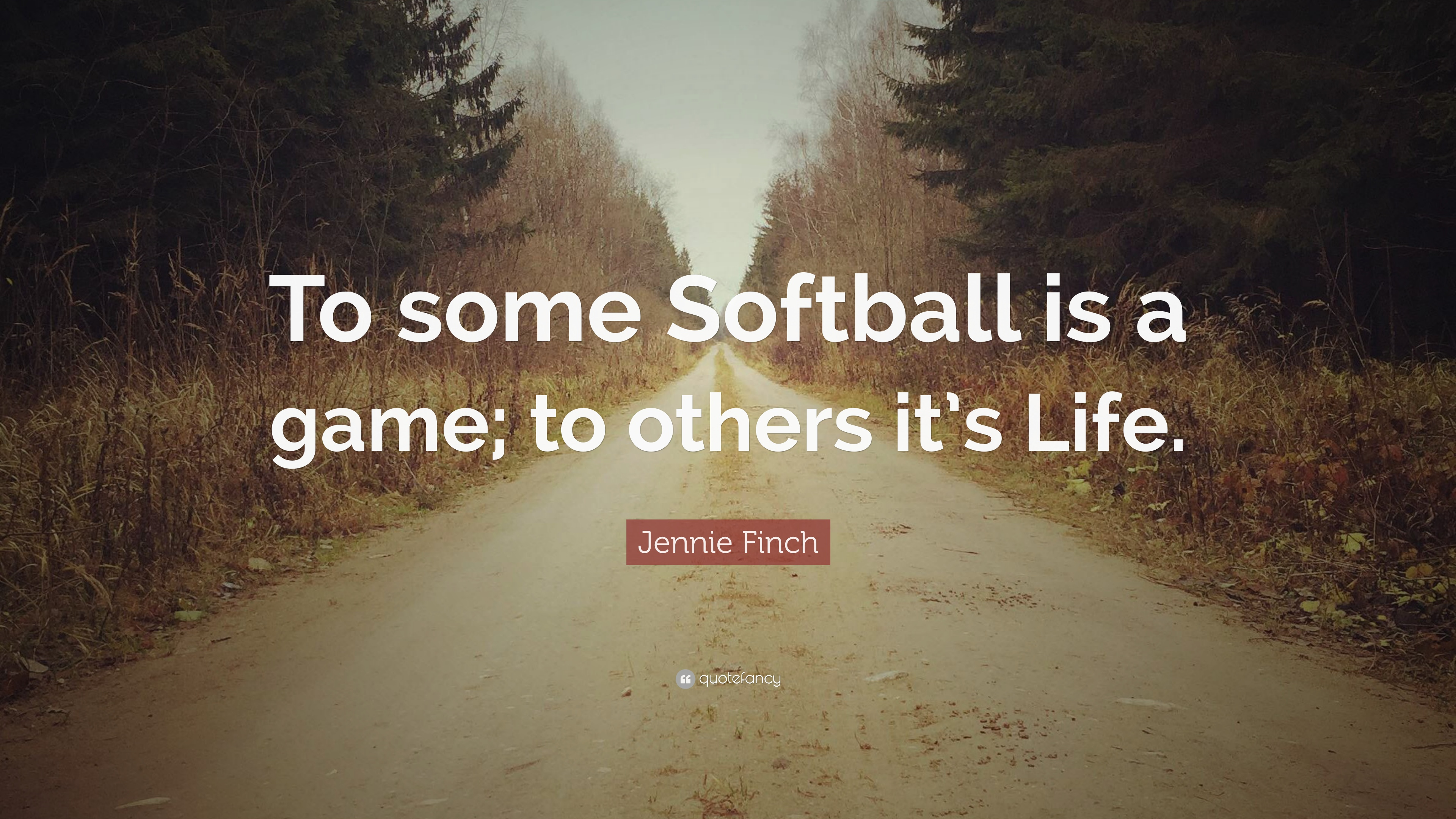 Jennie Finch Quotes (67 Wallpapers)