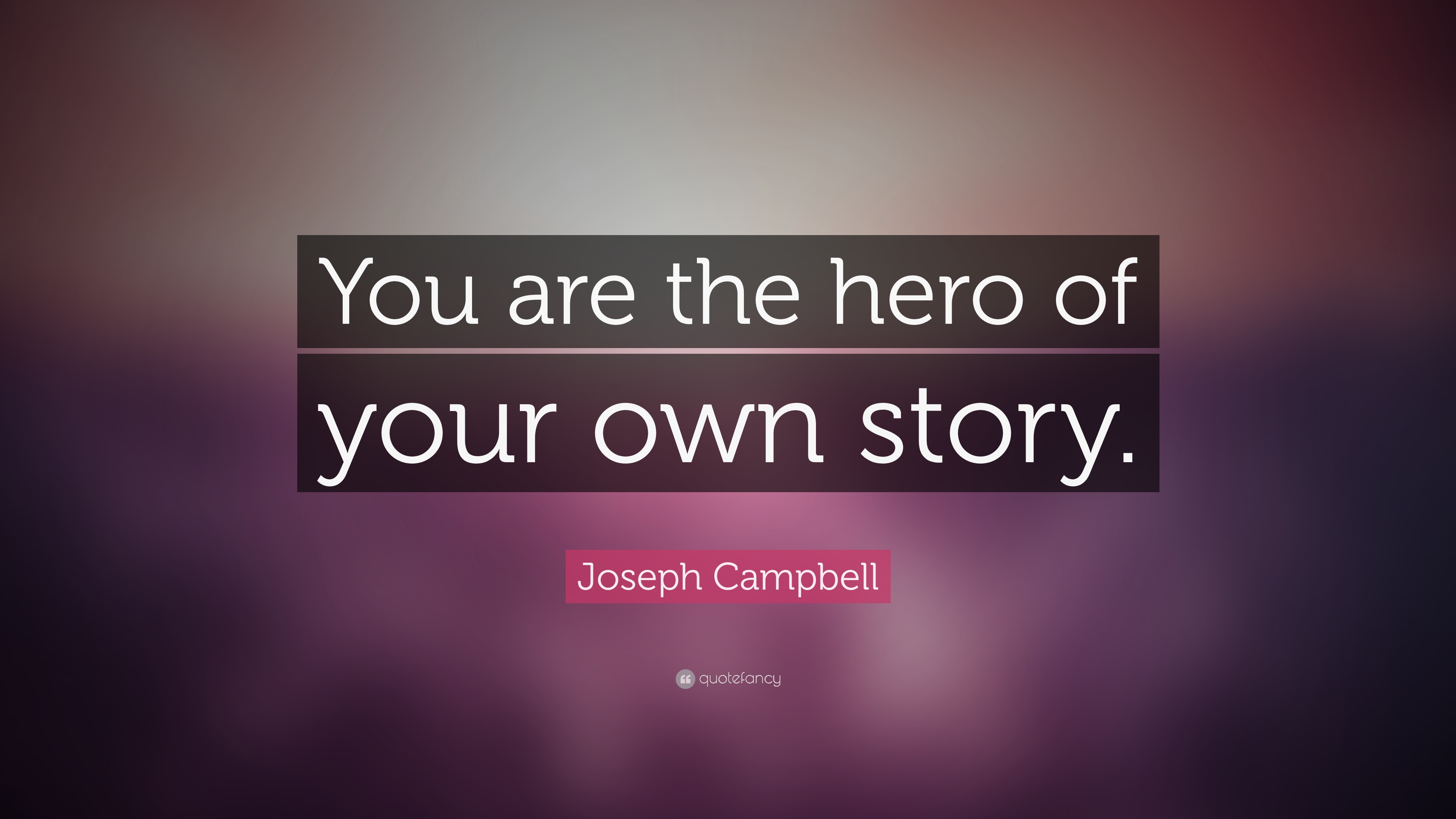 Image result for you are your own hero