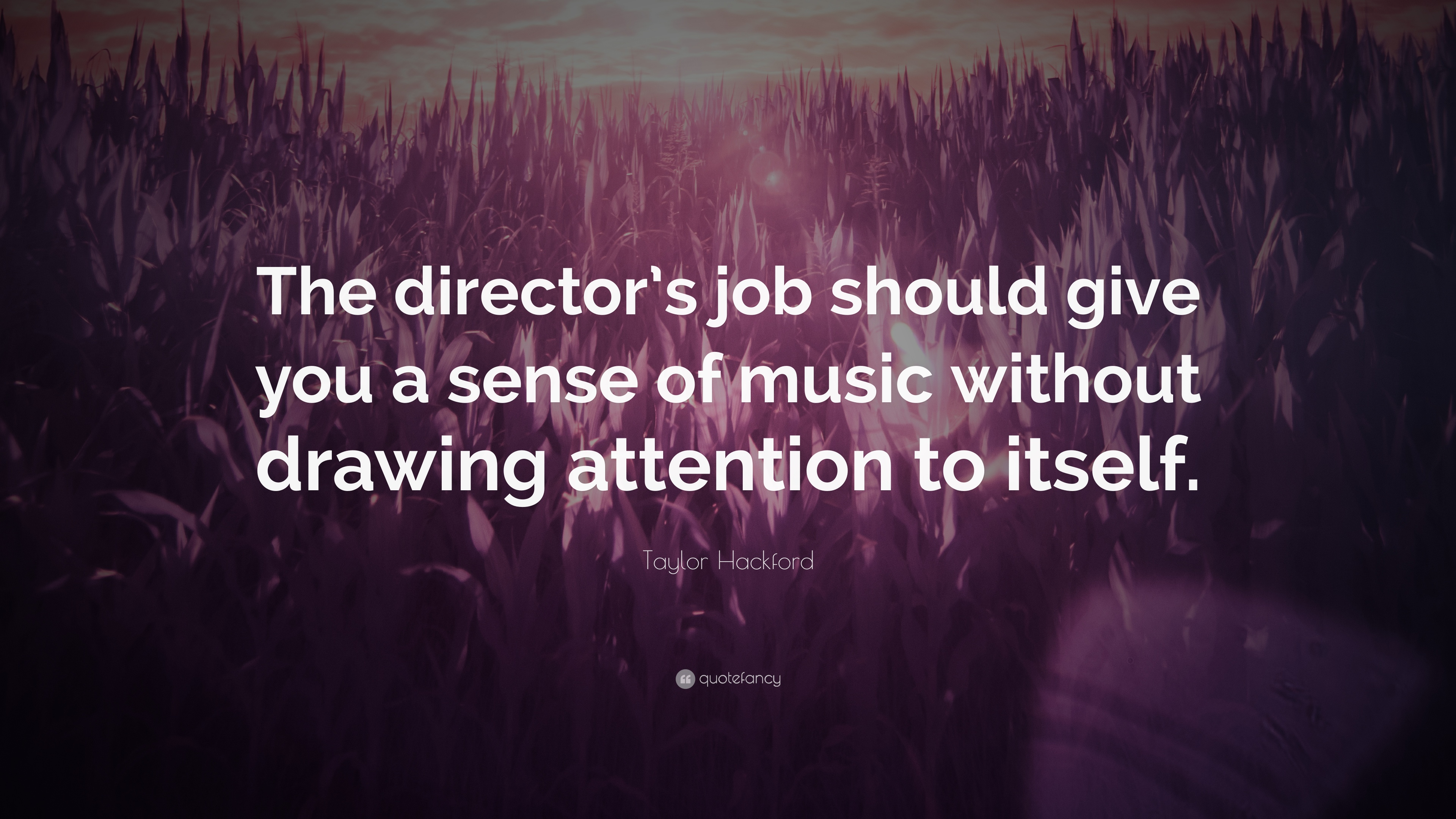 What should I give to the director from the collective