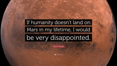 Quotes About Mars