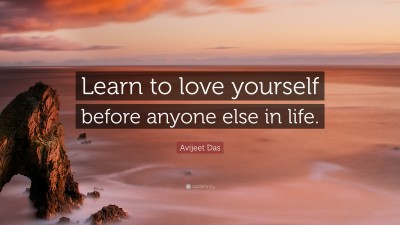 avijeet das quote learn to love